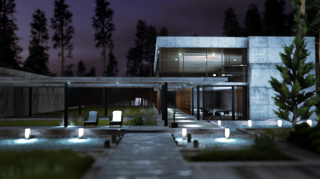Lumion - Chris Welton's Architectural Rendering and Animations